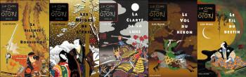 Le Clan des Otori saga