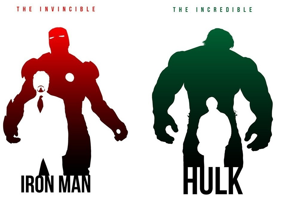 iron man hulk marvel films