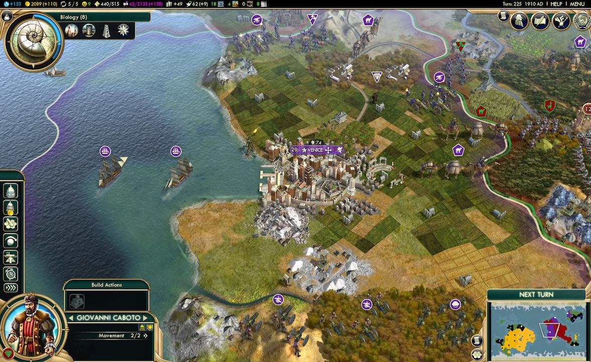 encyclopedie civilization 5