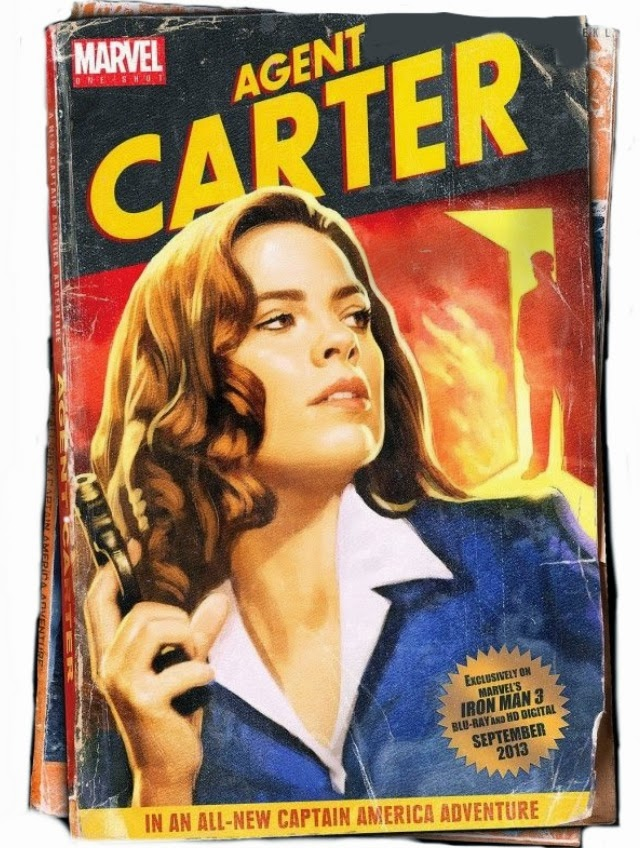 one shot agent carter