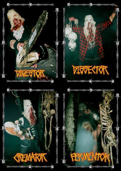 4 ghouls