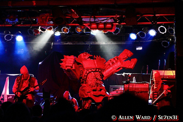 killbot concert