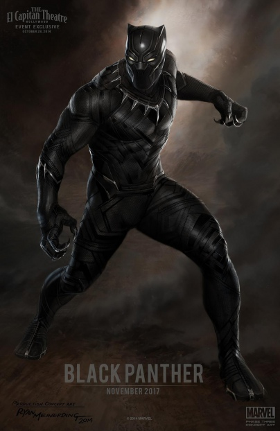 black panther film
