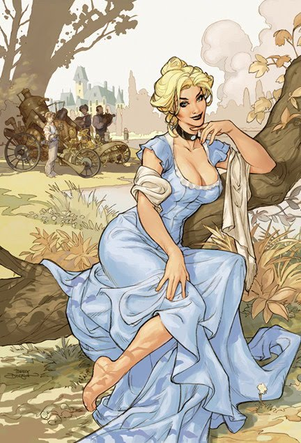 pin up terry dodson