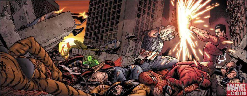 Civil War le meilleur event Marvel depuis des années