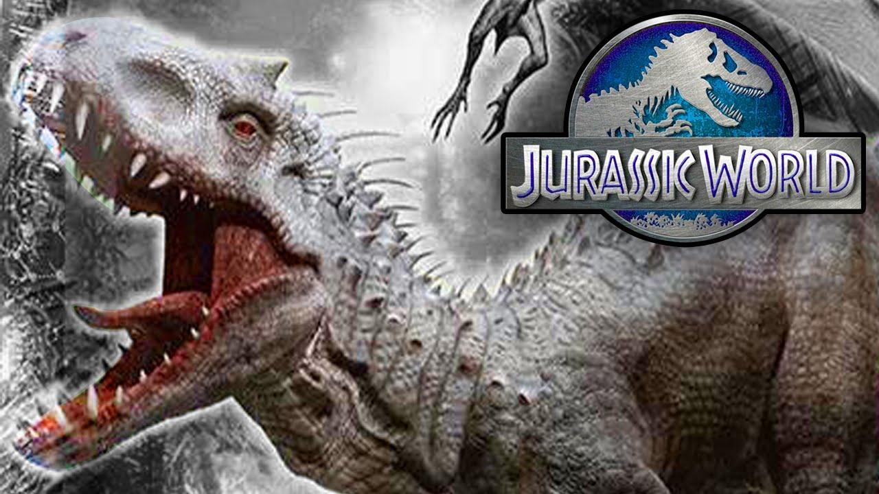 Jurassic world indignosaurus rex - Dinosaure jurassic world ...