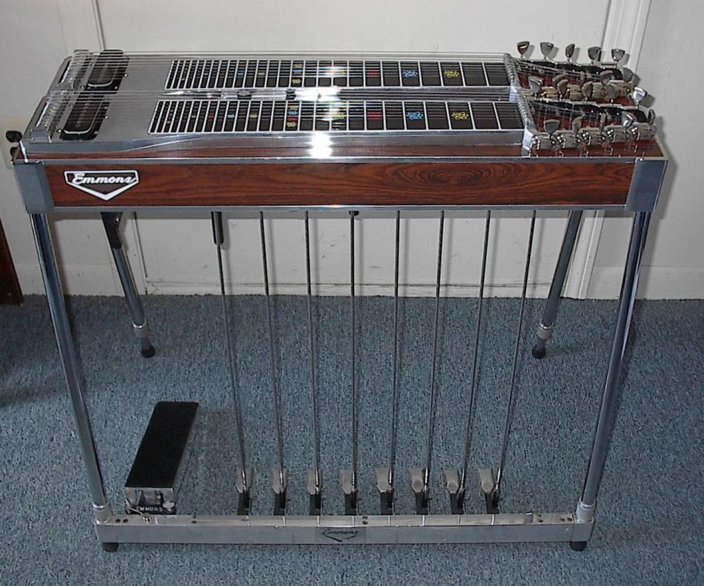pedal steel