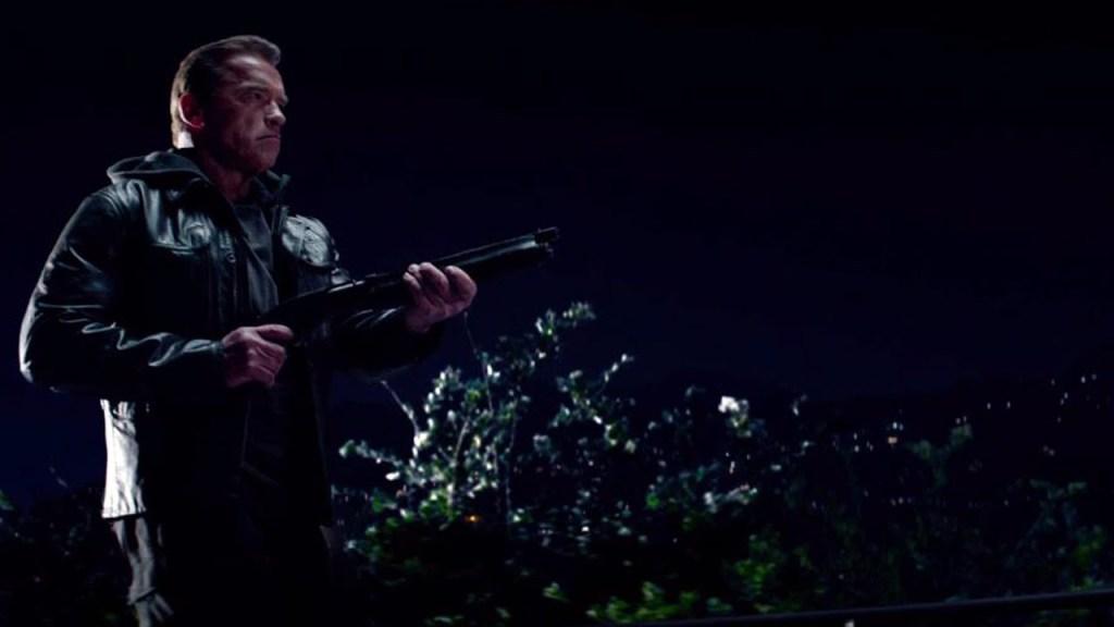 Alan Taylor et la Paramount flinguant eux-mêmes la saga Terminator