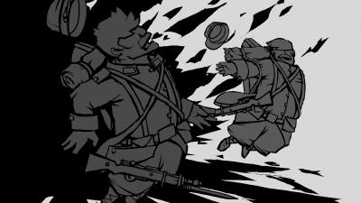 soldats inconnus concept art
