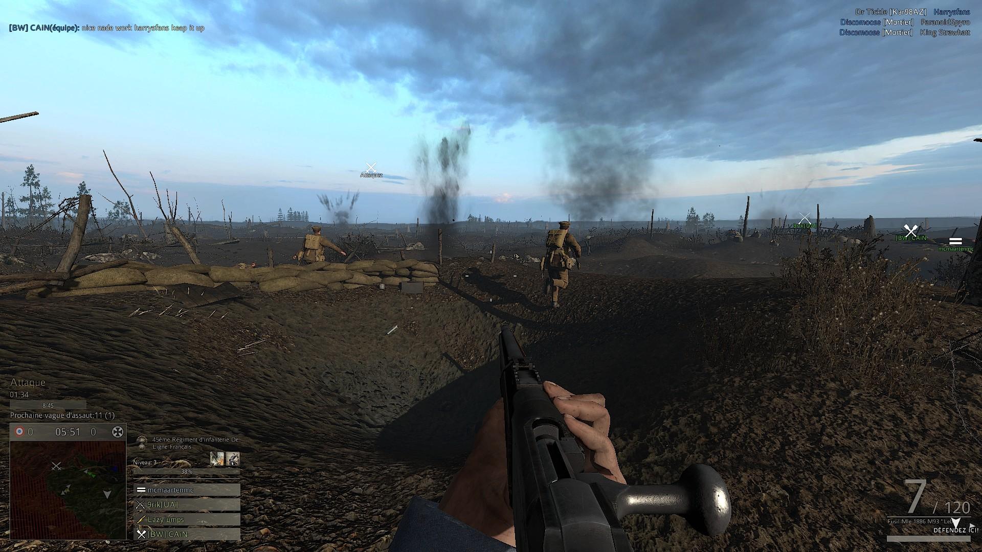 jeu courir tirer action jeux