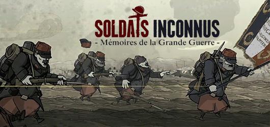 soldats inconnus charge