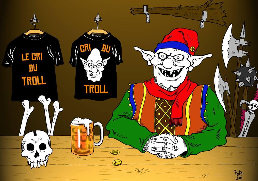 la boutique des trolls
