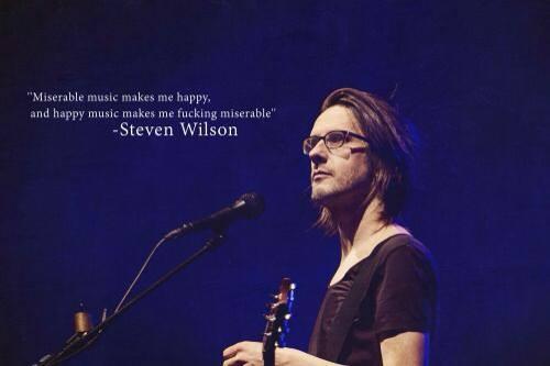 Steven Wilson quote