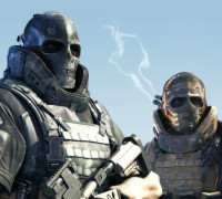 [Podcast] Army of Two : la quintessence de la coop bourrine.