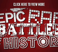 [Podcast] Les youtubers fous d'Epic Rap Battles of History !