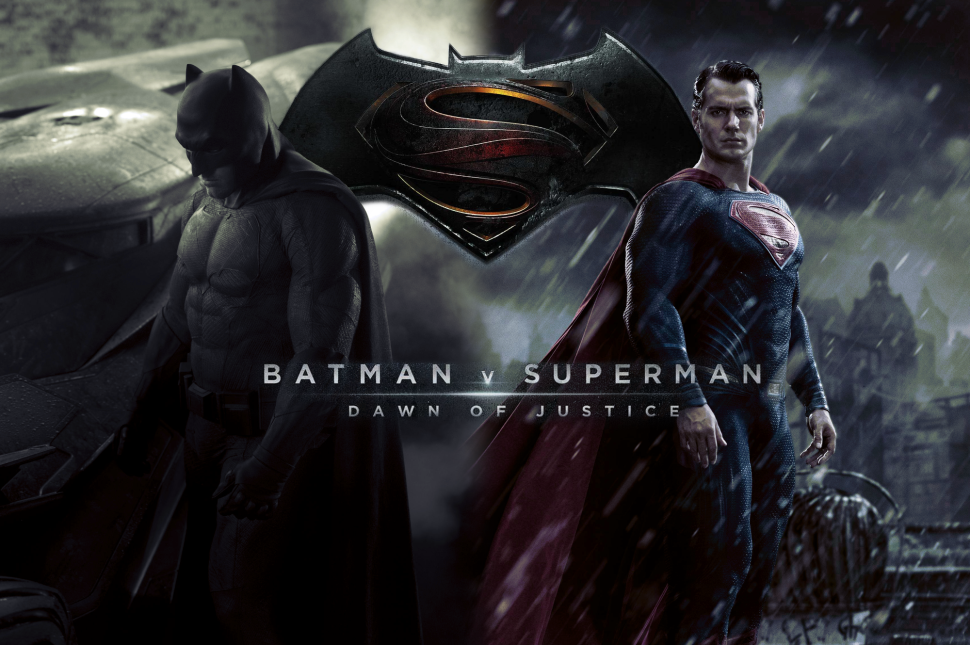 Bat v Super