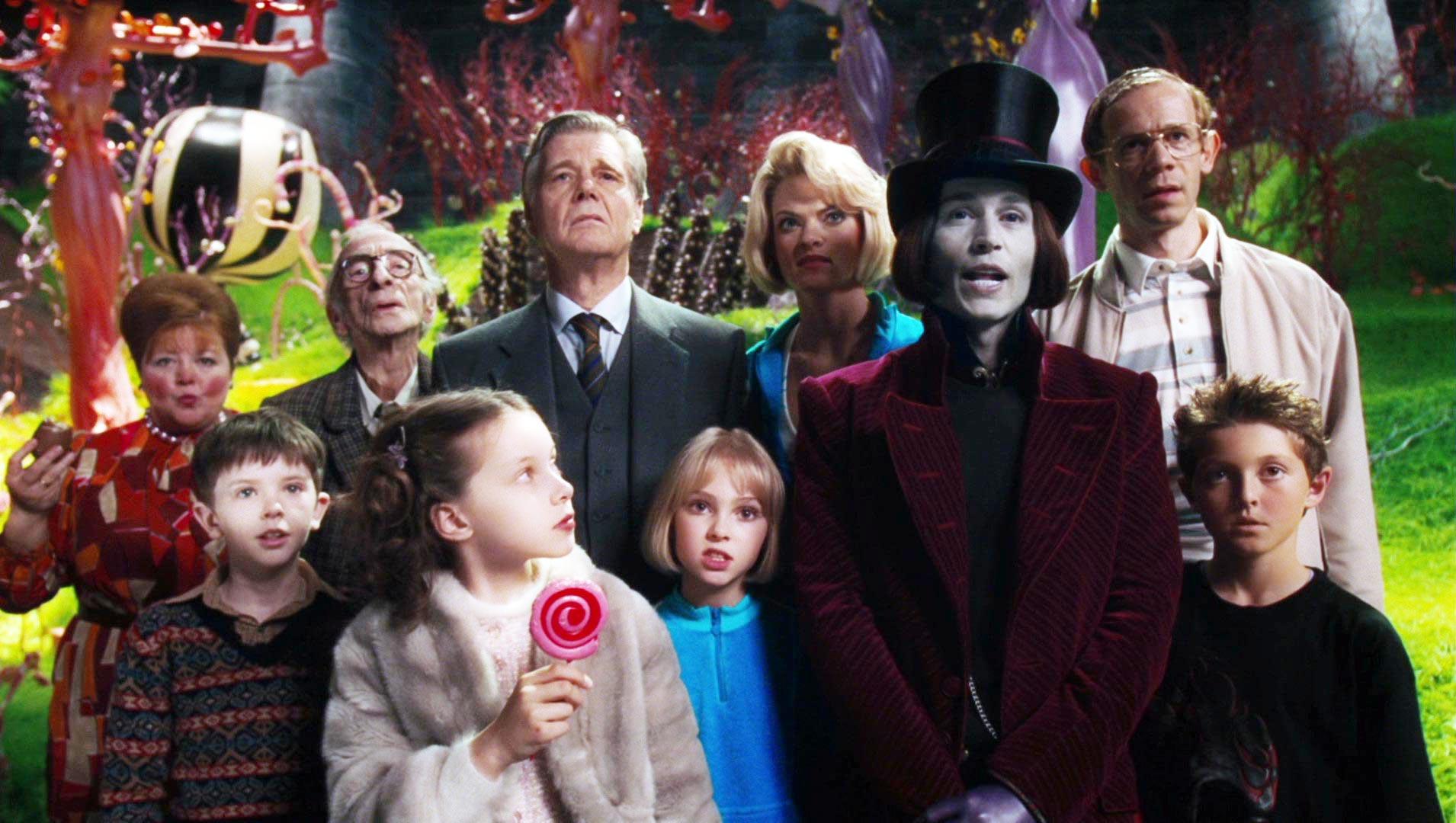 La versión de la película de terror de Willy Wonka y la