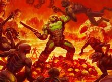 Doom le retour du roi sur ps4