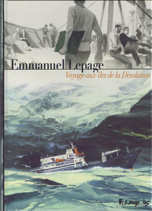Emmanuel lepage vo1
