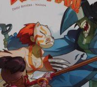 Shinobi Wat-AAH! : jeu de tatane chez les ninjas