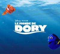 Le Monde de Dory : vol au dessus d'un nid de plancton