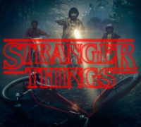 Stranger things, eighties powa