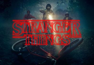 Stranger things, eighties powa