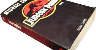 Jurassic Park, le livre : estimable pépite ou négligeable coprolithe  ?