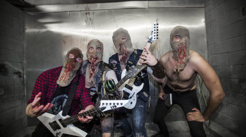 Dungeon Bastards, de Ghoul : un album qu'il est bien pour le headbang