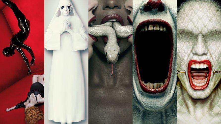 American Horror Story saison 1-5