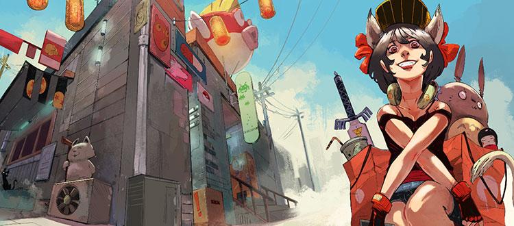 Animasia 2016 : Free Hugs sur l'Asie