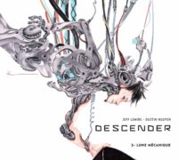 Descender tome 2 : alunissage réussi