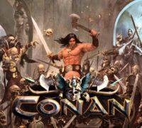 Conan, le jeu de plateau : la hache dans la tronche