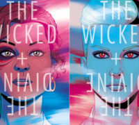 The Wicked + The Divine : Gods, Pop & Rock'n'roll