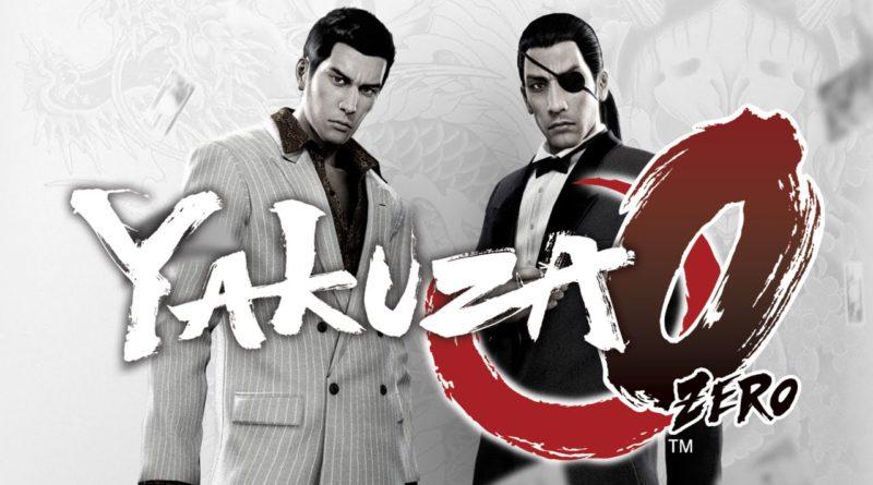 Yakuza 0 : crime, extorsion et jeu de fléchettes