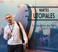 Le Quotidien des Trolls Chapitre 3 : Beer, SF and fun