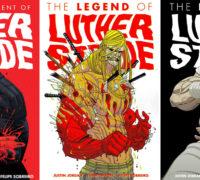 Luther Strode : un bien étrange comics de super-héros…