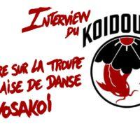 Interview du Koidoukai : Lumière sur la troupe bordelaise de danse Yosakoi !