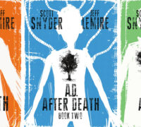 A.D. – After Death : Lemire et Snyder frappent un grand coup