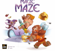 Les Rouflaquests 1 – Magic Maze : Qui sème le silence récolte la paix… Ou pas!