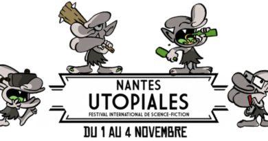 Les trolls partent aux Utopiales de Nantes !