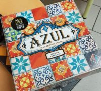 Azul, le jeu du carreleur portugais