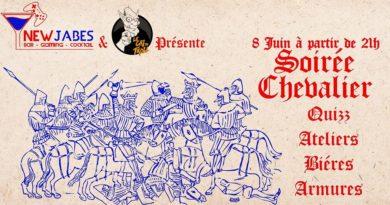 [Soirée des Trolls] Les trolls seront au Newjabes le 8 juin pour une soirée «Chevalier» !