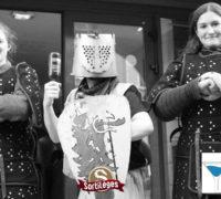 [VIDEO-REPORTAGE] Soirée Trolle au Newjabes, thème «Chevalier», en compagnie du Limousin Behourd !