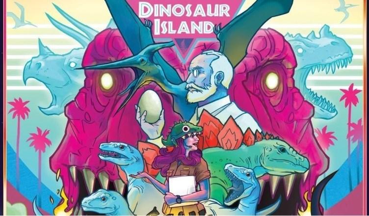 Dinosaur Island : tu ne saurien Jon Snow