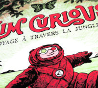 Jim Curious : folle escapade à travers la jungle