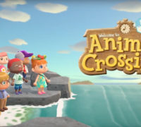 Animal Crossing : secouer les arbres