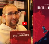 TU LIS QUOI ? – I KILL GIANTS de Joe Kelly et Ken Nimura