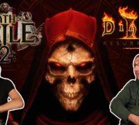 Diablo 2: Resurrected – Path of Exile 2: dernières news, nos retours sur l'alpha, nos attentes !