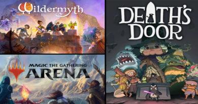 Death's Door, Wyldermyth et Magic : The Gathering Arena, nos jeux vidéo de l'été 2021 !